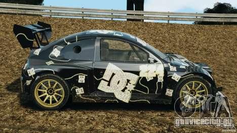 Colin McRae BFGoodrich Rallycross для GTA 4 вид слева