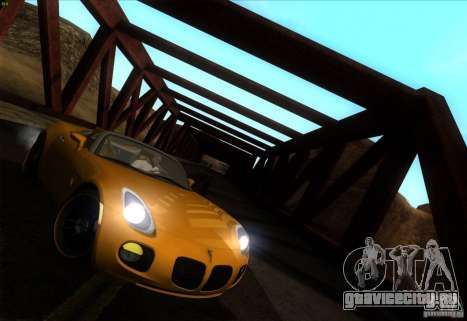 Pontiac Solstice GXP для GTA San Andreas