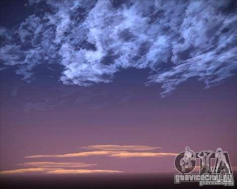 Real Clouds HD для GTA San Andreas одинадцатый скриншот