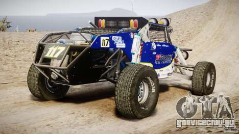 Jimco Buggy для GTA 4 вид справа