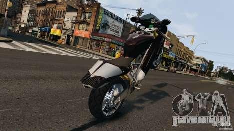 Ducati 999R для GTA 4 вид сзади