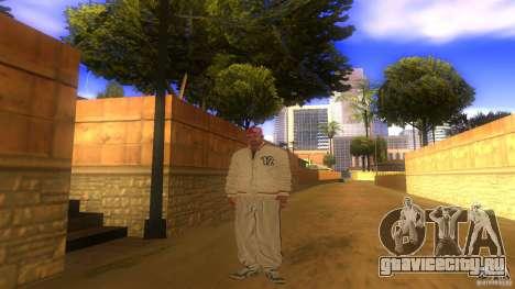 BrakeDance mod для GTA San Andreas второй скриншот