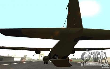 C-160 для GTA San Andreas вид справа
