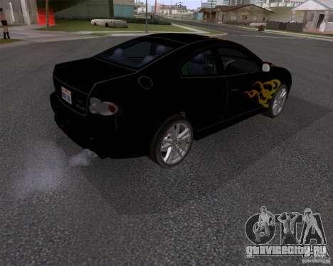 Vauxhall Monaco VX-R для GTA San Andreas вид справа