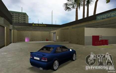 Mitsubishi Galant для GTA Vice City вид справа