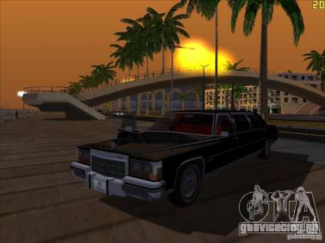 ENBSeries v1.6 для GTA San Andreas восьмой скриншот