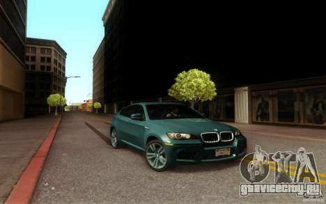 New Graphic by musha v3.0 для GTA San Andreas пятый скриншот