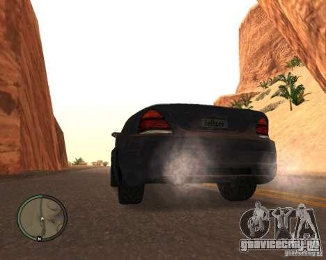 Feltzer из GTA 4 для GTA San Andreas вид слева