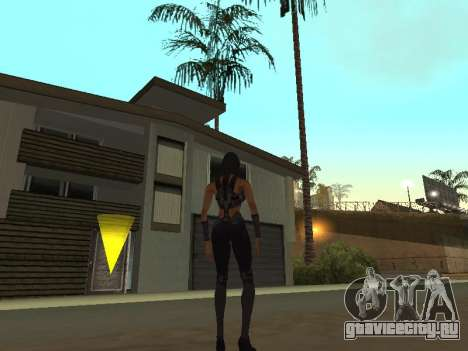 Archlight Deadpool The Game для GTA San Andreas третий скриншот