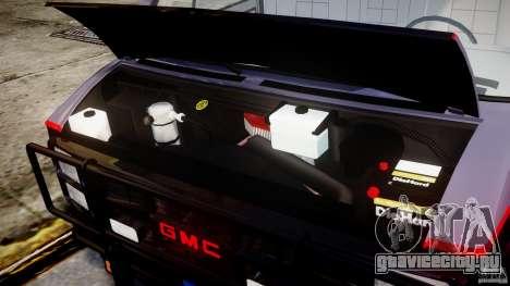 GMC Vandura A-Team Van 1983 для GTA 4 вид справа