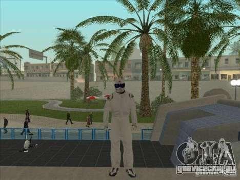 Stig для GTA San Andreas четвёртый скриншот
