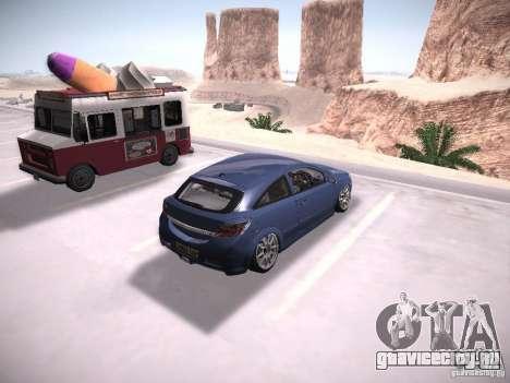 LiberrtySun Graphics ENB v3.0 для GTA San Andreas третий скриншот
