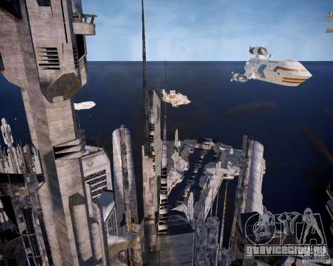 Звездные врата - Атлантида для GTA 4 пятый скриншот