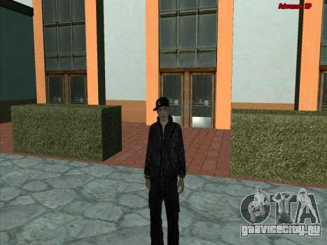 GuF для GTA San Andreas второй скриншот