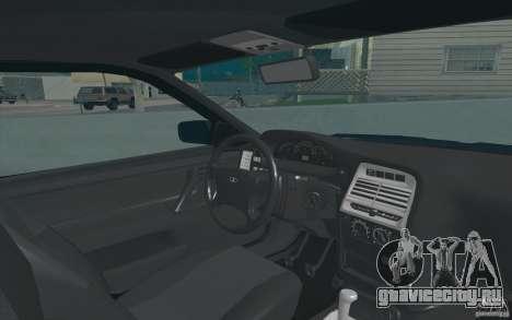 ВАЗ 21123 для GTA San Andreas вид сзади слева