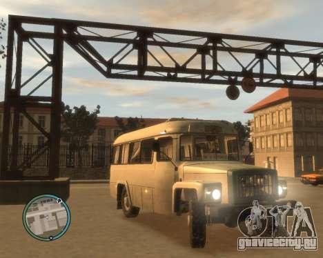 КАвЗ 39766 для GTA 4