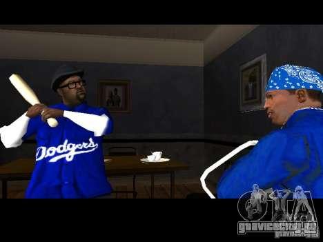 Piru Street Crips для GTA San Andreas шестой скриншот
