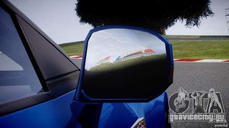 Nissan GT-R R35 2010 v1.3 для GTA 4 колёса