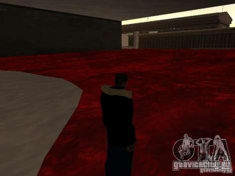 Лава для GTA San Andreas пятый скриншот