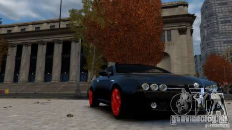 Alfa Romeo Brera Italia Independent 2009 v1.1 для GTA 4