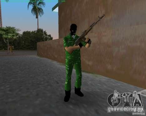 АК-74 для GTA Vice City второй скриншот