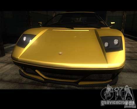 IV HQLM v2.1 для GTA San Andreas третий скриншот