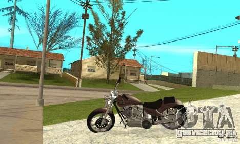 TLAD_Lucan для GTA San Andreas вид слева