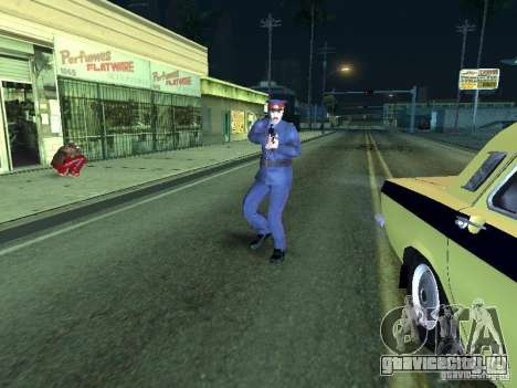 Милиция СССР для GTA San Andreas четвёртый скриншот