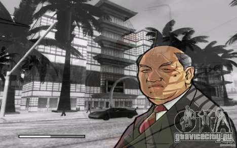 GTAIV Sanchez для GTA San Andreas вид справа