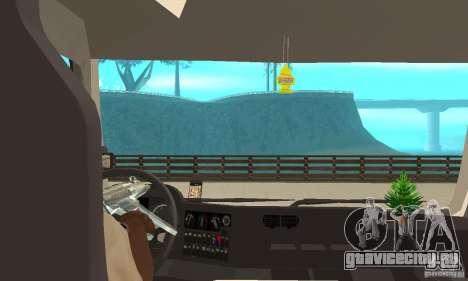 MAN TGL для GTA San Andreas вид сзади