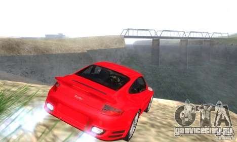 Color Correction для GTA San Andreas четвёртый скриншот