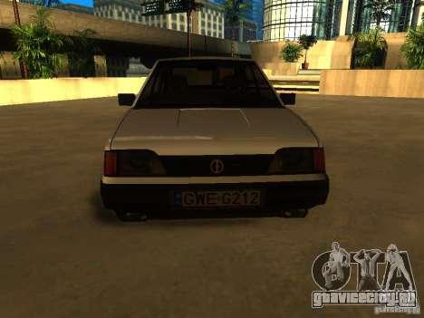 FSO Polonez Caro для GTA San Andreas вид справа