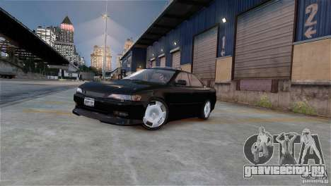 Toyota Mark II 2.5 для GTA 4