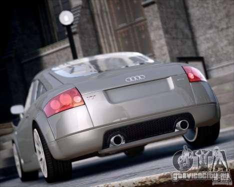 Audi TT 2004 для GTA 4 вид слева