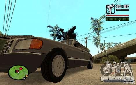 CAMZum beta возможно из GTA 5 для GTA San Andreas второй скриншот