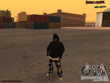 Vagos Skins для GTA San Andreas второй скриншот