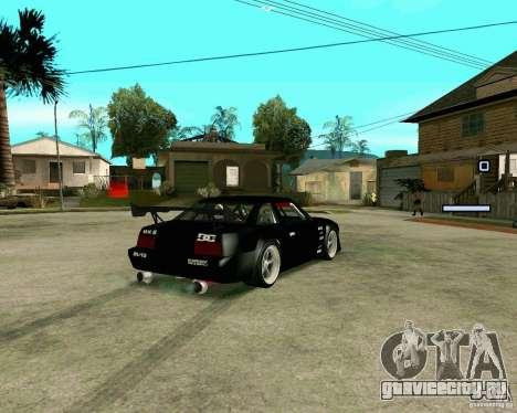 Hotring Racer Tuned для GTA San Andreas вид сзади слева
