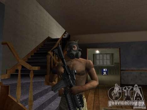 Головные уборы Call of Duty 4: Modern Warfare для GTA San Andreas третий скриншот