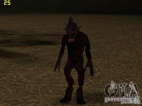 Chupacabra для GTA San Andreas четвёртый скриншот