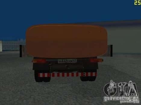 КО-829 на шасси ЗиЛ-130 beta для GTA San Andreas вид справа