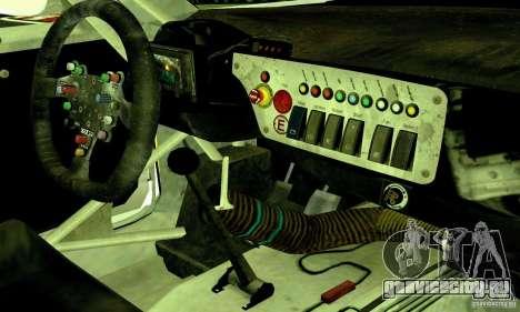 BMW Z4 E85 M GT 2008 V1.0 для GTA San Andreas вид сбоку