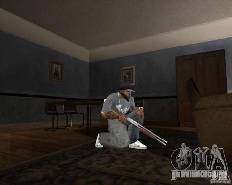 Jarra Mono Arsenal v1.2 для GTA San Andreas третий скриншот