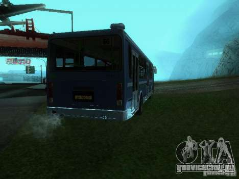 ЛиАЗ 5256-25 для GTA San Andreas вид справа