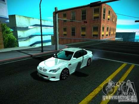 ENBSeries V4 для GTA San Andreas второй скриншот