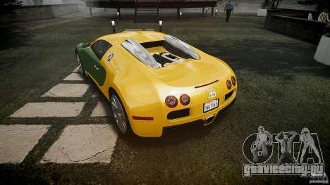 Bugatti Veyron 16.4 v3.0 2005 [EPM] Machiavelli для GTA 4 вид сверху