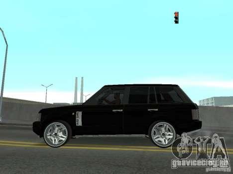 Luxury Wheels Pack для GTA San Andreas седьмой скриншот