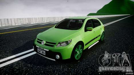 Volkswagen Gol Rallye 2012 v2.0 для GTA 4