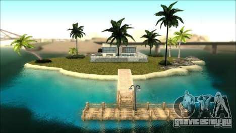 Diegoforfuns Modern House для GTA San Andreas третий скриншот