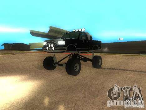 Ford F150 Off-Road для GTA San Andreas
