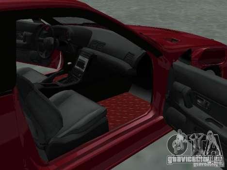 Nissan Skyline R32 Tuned для GTA San Andreas вид сбоку